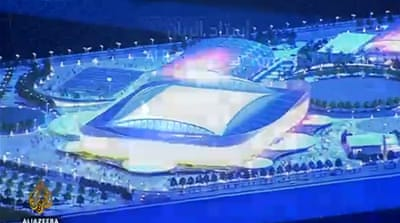 Qatar 2022 reveal design of fifth World Cup stadium