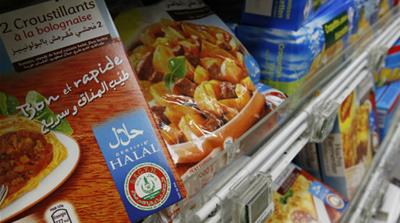 A multiplicity of halal products are sold in Australia [Reuters]
