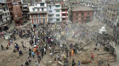 Nepal toll rises after worst quake in decades