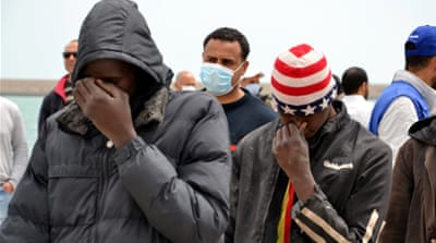 Blog: Desperate measures for African migrants