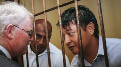 Indonesia informs foreign drug convicts of execution
