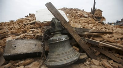 Why Nepal is vulnerable to earthquakes
