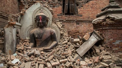 Nepal: The day after the earthquake