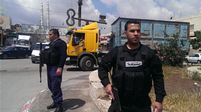 PA police given more jurisdiction in occupied West Bank