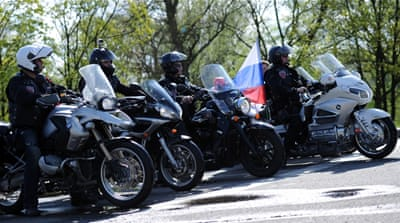 Poland denies Russia 'Night Wolves' bikers entry
