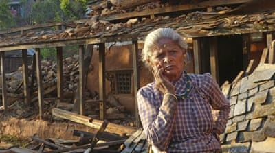 Nepal declares three days of mourning over earthquake
