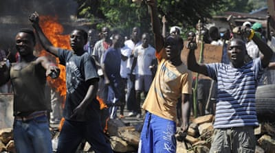 Are protests pushing Burundi to the brink?