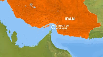 Iran seizes cargo vessel on charges of 'trespassing'