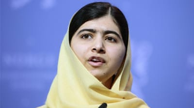 Ten men jailed in Pakistan over Malala attack