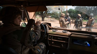 French troops were deployed to CAR in December 2013 to help AU peacekeepers restore order after sectarian violence [FIle:EPA]
