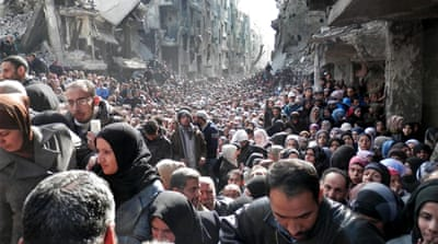Who can save Yarmouk?