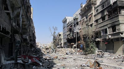 ISIL seizes most of Syria's Yarmouk camp