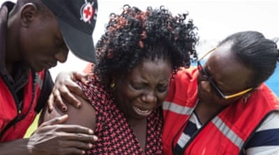 The attack on Garissa University College in the northeast left 148 people dead, mostly students [AFP]