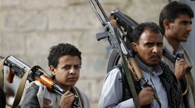 Can an arms embargo deter the Houthis?