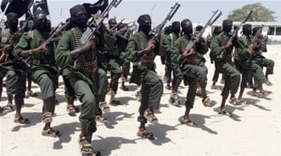 Al-Shabab fighters kill police officers in Somalia