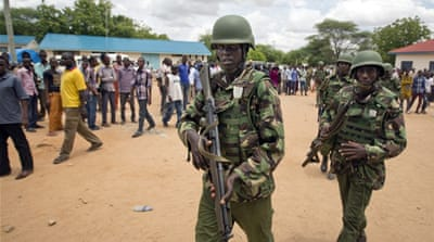 Fighters from the Somalia-based group killed 148 students in the attack on a college campus in Garissa [AP]