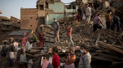 The economic impact of Nepal's earthquake