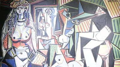 Picasso painting sells for world record $179m in US