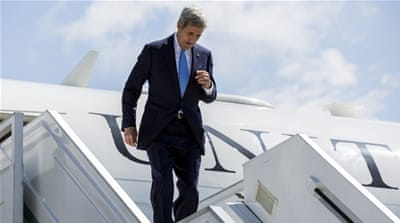 Kerry will also meet Russian Foreign Minister Sergei Lavrov while in Sochi [File: AFP]