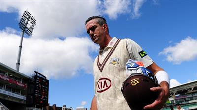 Pietersen is England's leading run-scorer in all forms of international cricket [Getty Images]