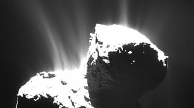 The Philae made history by touching down on the surface of comet 67P/Churyumov-Gerasimenko in November [European Space Agency]