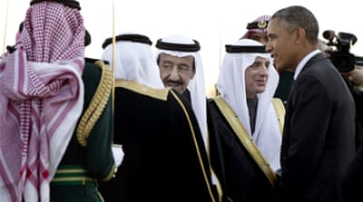 The US relationship with Saudi Arabia remains strong, writes Bishara [AP]