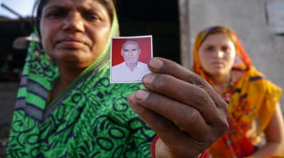 Bhagwan Datatery said his father was under tremendous financial pressure before killing himself [Baba Umar/Al Jazeera]
