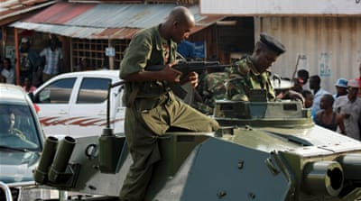 UN Security Council condemns Burundi coup