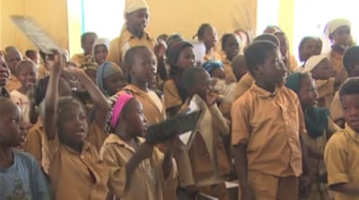 Education in decline in Chad