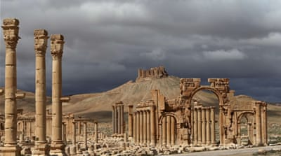 According to satellite imagery, 290 of Syria's cultural heritage sites have been damaged by the ongoing war [AFP]