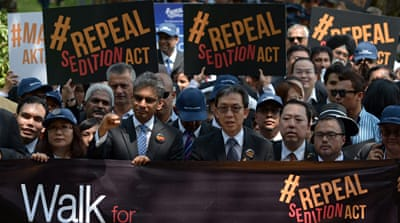 Malaysia: Crackdown on Freedom