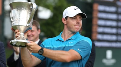 McIlroy notched up his first PGA Tour victory five years ago at this course [Jim Dedmon-USA TODAY Sports]
