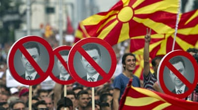 What's behind Macedonia's unrest?