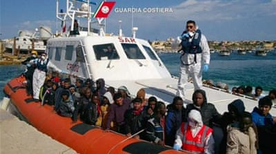 Young migrants struggle to build lives in Italy