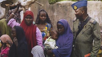 Nigeria frees more children and women from Boko Haram