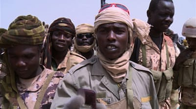 Filmmaker Charles Emptaz talks about the challenges he faced in covering the African Union's war against Boko Haram.