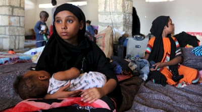 Yemeni refugees have found relative safety in the northern regions of Somalia, but remain anxious about the future [Reuters]