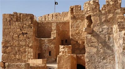 Mamoun Abdulkarim said that Syria would 'consider measures to prevent [ISIL] from destroying Syrian cultural heritage' [EPA]