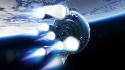 Balloon space launch system could open space to all