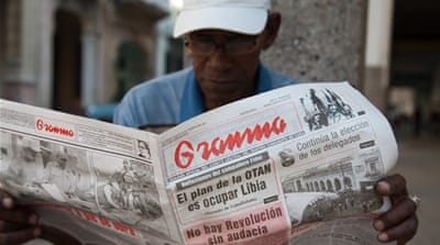 Cuba's media: Revolution, resistance and transition