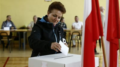 Neither Komorowski or Duda secured 50 percent of the votes on May 10 to win the election outright [Reuters]
