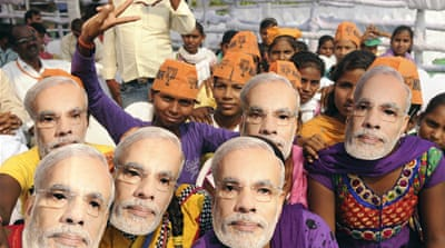 India: One year after change of the political guard