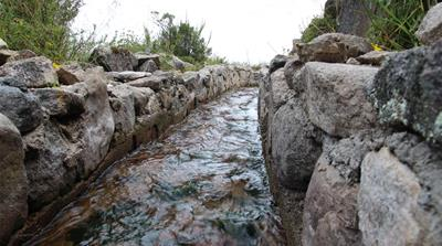 Peru's Ancient Stone Canals