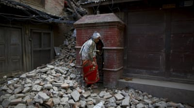 One month on, red tape hampers Nepal aid