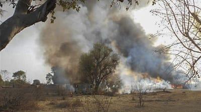 Nigerian Air Force hits Boko Haram hard