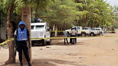 UN peacekeepers killed in Mali attacks