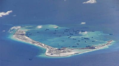 China accuses the US of selectively choosing who to oppose in the dispute over the South China Sea [Reuters]