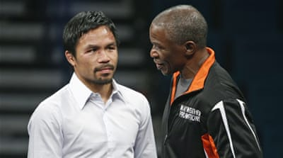 Pacquiao will need surgery on his right shoulder [AP]