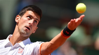 French Open is the only grand slam missing from Djokovic's collection [Getty Images]