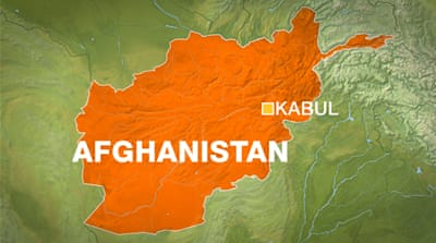 Afghan capital Kabul hit by explosion